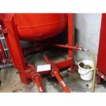 เปลี่ยนถ่ายน้ำยาโฟมตามสำนักงานต่างๆ - ระบบปั้มดับเพลิง สต๊อกน้ำยาโฟมฉุกเฉิน - นิปปอน