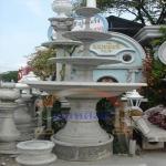น้ำพุปูนปั้น - รับผลิตออกแบบเสาโรมัน บัวปูนปั้น คิ้วบัว งานปูนปั้นตามแบบตามสั่ง เน้นงานปราณีตและคุณภาพ