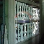 ลูกกรงปูนปั้น - รับผลิตออกแบบเสาโรมัน บัวปูปั้น คิ้วบัว งานปูนปั้นตามแบบตามสั่ง เน้นงานปราณีตและคุณภาพ