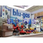 จำหน่ายอุปกรณ์แก๊สแอลพีจี - บริษัท บลูแกส จำกัด