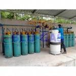รับตรวจสอบระบบแก๊สแอลพีจี - บริษัท บลูแกส จำกัด