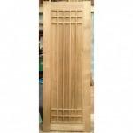 บานประตูลูกฟักไม้สักเกรดเอ - ห้างหุ้นส่วนจำกัด บ้วนเซ่งไถ่