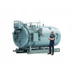 Firetube Boiler CBLE - บริษัท บุญเยี่ยมและสหาย จำกัด