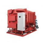 เครื่องทำความเย็นจากความร้อนทิ้ง : Waste heat application for absorption chiller (Gene-Link) - บริษัท บุญเยี่ยมและสหาย จำกัด