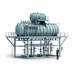 บอยเลอร์โรงงาน - บริษัท บุญเยี่ยมและสหาย จำกัด