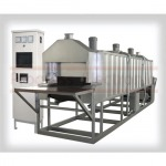 เครื่องอบระบบสายพาน (Conveyor Oven) - ตู้อบอุตสาหกรรม โปรเกรสอีเล็คโทรนิค