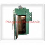 ผลิตเตาอบระบบความร้อน 300 องศา - ตู้อบอุตสาหกรรม โปรเกรสอีเล็คโทรนิค