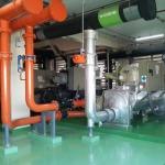 เครื่องทำความเย็นแบบระบายความร้อนด้วยน้ำ - รับออกแบบและสร้างห้องคลีนรูม คลีนแอร์ โปรดักท์