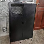 Custom steel cabinet - Raku Furniture - Steel Furniture Factory