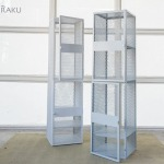 Steel cabinet furniture - Raku Furniture - Steel Furniture Factory