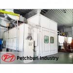 ห้องพ่นสีแบบแห้ง (ฟิลเตอร์) - ผลิตห้องพ่นสีครบวงจร - เพชรบุรีอุตสาหกรรม