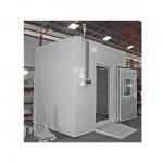 ห้องเก็บเสียงเครื่องจักรโรงงาน - บริษัท เท็คนิกซ์ (ประเทศไทย) จำกัด