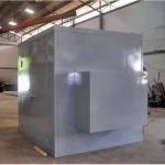 ตู้ลดเสียงเครื่องจักร - รับสร้างห้องเก็บเสียงเครื่องจักรโรงงาน