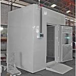 ห้องเก็บเสียงเครื่องจักรโรงงาน - รับสร้างห้องเก็บเสียงเครื่องจักรโรงงาน