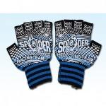 ถุงมือ SPIDER ครึ่งนิ้ว - ถุงมือกันลื่น TOP GEAR
