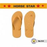 ขายรองเท้าแตะม้าดาว สีน้ำตาล - บูลย์ชัย โรงงานผลิตรองเท้าแตะ