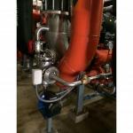 ระบบทำความสะอาดท่อ Condenser - Ball cleaning system