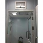 ออกแบบห้องคลีนรูม - Ball cleaning system