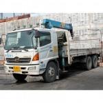 รถติดเครน สุวรรณภูมิ - บริษัท บางพลีใหญ่ขนส่ง จำกัด