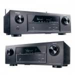 AVR – X1200W , AVR – X520BT (DENON) - บริษัท ยูเนี่ยนสเตริโอ จำกัด