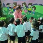 กิจกรรมในโรงเรียน - อนุบาลรังสิมา-เนอสเซอรี่
