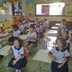 บรรยากาศในห้องเรียน - อนุบาลรังสิมา-เนอสเซอรี่