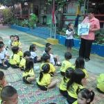 สอนนอกห้องเรียน - อนุบาลรังสิมา-เนอสเซอรี่