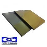 กระจกเงาสีทอง Gold Silver Mirror - ร้านกระจก รังสิต ซิตี้กลาส แอนด์ อลูมิเนียม เทรดดิ้ง