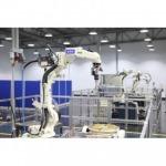 โรงงานผลิตหุ่นยนต์เชื่อม - หุ่นยนต์เชื่อมอุตสาหกรรม โอทีซี ไดเฮ็นเอเชีย
