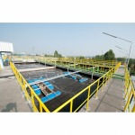 ระบบบำบัดน้ำเสียโรงงาน - บริษัท ส.นภา (ประเทศไทย) จำกัด