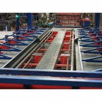 Design and Distribution Wire Mesh Flipping Machine - Somthai Electric Co., Ltd.