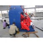 ติดตั้งเครื่องทอตะแกรงไวร์เมช - บริษัท สมไทยการไฟฟ้า จำกัด