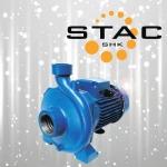 ปั๊มน้ำเหล็กหล่อ มอเตอร์ในตัว STAC-CB - บริษัท สแตค เอส เอช เค (ประเทศไทย) จำกัด