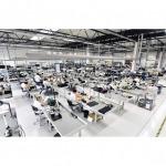 ห้องผลิตชิ้นส่วนอิเลคทรอนิคส์ - บริษัท วอลล์ เทคโนโลยี จำกัด