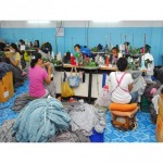 รับผลิตเสื้อผ้าสำเร็จรูปจำนวนมาก - โรงงานทอผ้า - นำรุ่งไทย นิตติ้ง