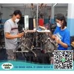 โรงงานทอผ้ายืด - โรงงานทอผ้า - นำรุ่งไทย นิตติ้ง