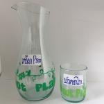 รับสั่งทำเหยือกแก้วและแก้วคอนโท - โรงงานผลิตเครื่องแก้วรีไซเคิล อุตสาหกรรมแก้วนครหลวง