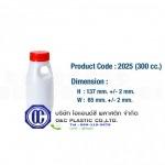 รับผลิตขวดพลาสติก 300 cc - โอ แอนด์ ซี พลาสติก โรงงานผลิตแกลลอน กระปุก กระป๋อง ตามแบบตามสั่ง