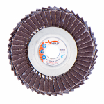 Flexible flap disc - Tyrolit (Thailand) Co.,Ltd
