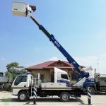 บริการเช่ารถกระเช้าไฟฟ้า นครปฐม - บริษัท โสภณเครนขนส่ง 1994 จำกัด