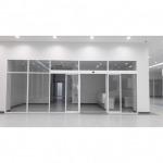 ประตูกระจกบานเลื่อนอัตโนมัติ - บริษัท เฮง อลูมิเนียม จำกัด