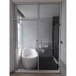 กระจกห้องอาบน้ำ - บริษัท เฮง อลูมิเนียม จำกัด