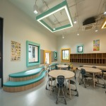 School interior - Complete interior decoration contractor Work experience for more than 25 years.