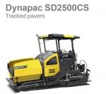รถปูยาง รถปูถนน Dynapac SD2500CS - บริษัท พิณสยาม จำกัด