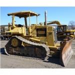 Bulldozer CAT D5H - Pin Siam Co., Ltd.