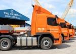 รถบรรทุกขนส่ง - บริษัท ชูไก จำกัด (มหาชน)