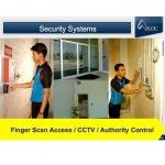 ระบบรักษาความปลอดภัย - บริษัท กรุงเทพคลังเอกสาร จำกัด