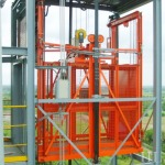 ติดตั้งลิฟต์ก่อสร้าง - ติดตั้ง และออกแบบลิฟต์ - ไฮไลท์ ลิฟท์ เซอร์วิส