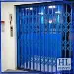 ลิฟต์แบบประตูยืด - ติดตั้ง และออกแบบลิฟต์ - ไฮไลท์ ลิฟท์ เซอร์วิส