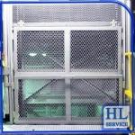 กระเช้าลิฟต์หุ้มตะแกรง - ติดตั้ง และออกแบบลิฟต์ - ไฮไลท์ ลิฟท์ เซอร์วิส